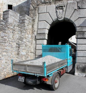 dostava v stara mestna jedra